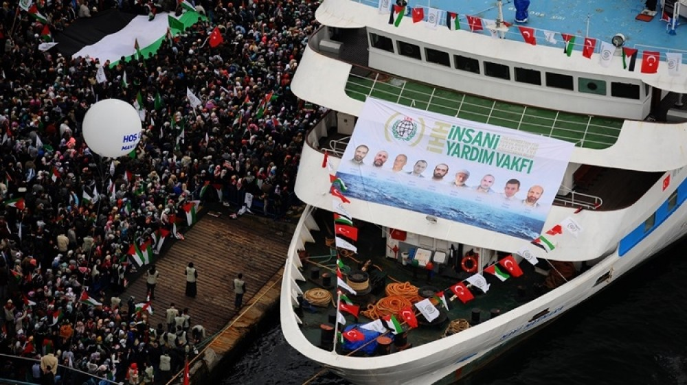 The Mavi Marmara Trial will be held on May 1 in International Criminal Court under the Shadow of Threats