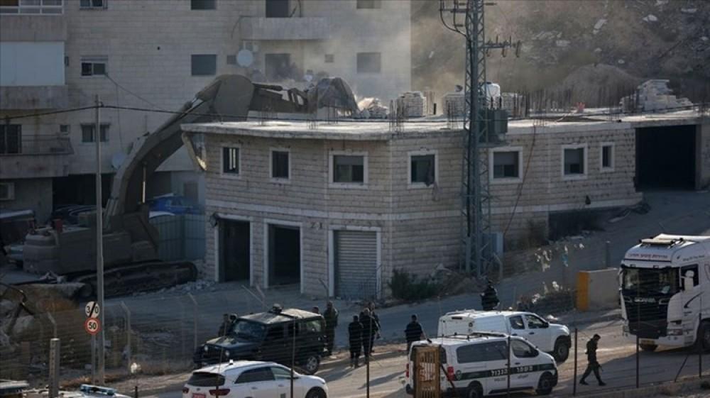 Israel begins demolition in East Jerusalem