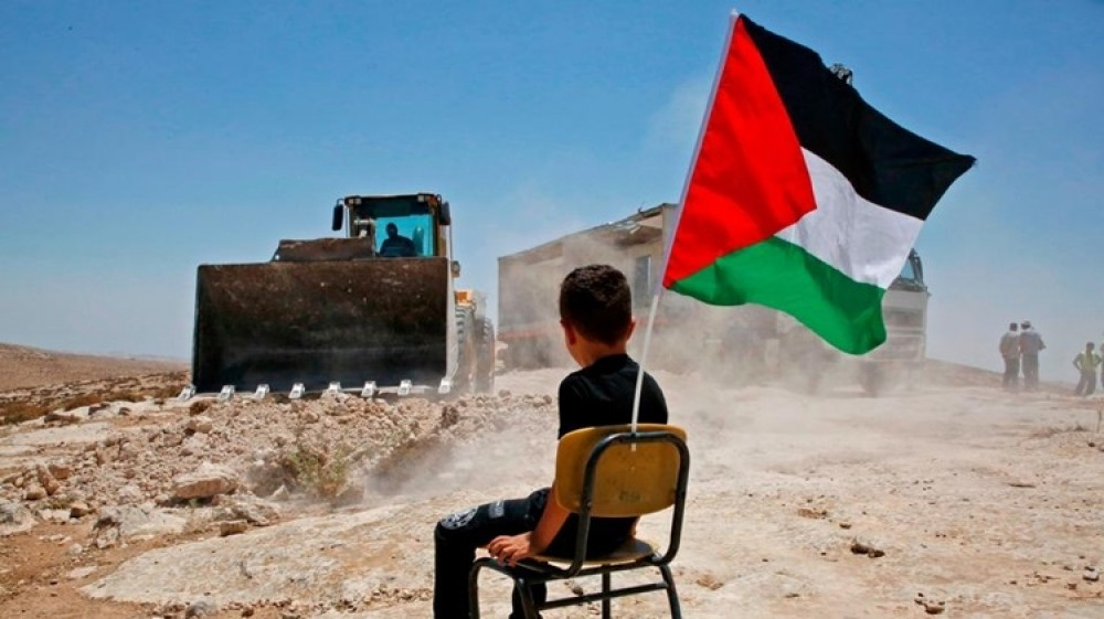 Israel accuses Amnesty of anti-Semitism over Palestine report