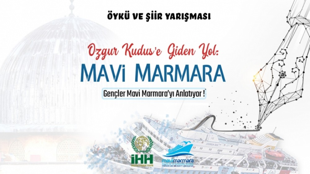 Short Story and Poetry Contest for the 10th Anniversary of Mavi Marmara