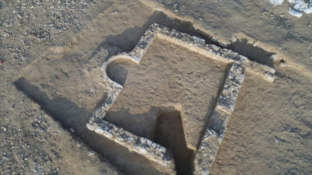 İsrail'in işgal ettiği topraklarda yapılan kazılarda 1200 yıllık cami ortaya çıkarıldı